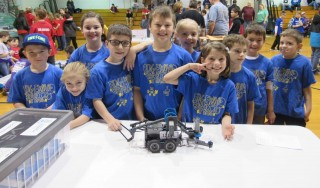 VEX IQ Robotics Competition
