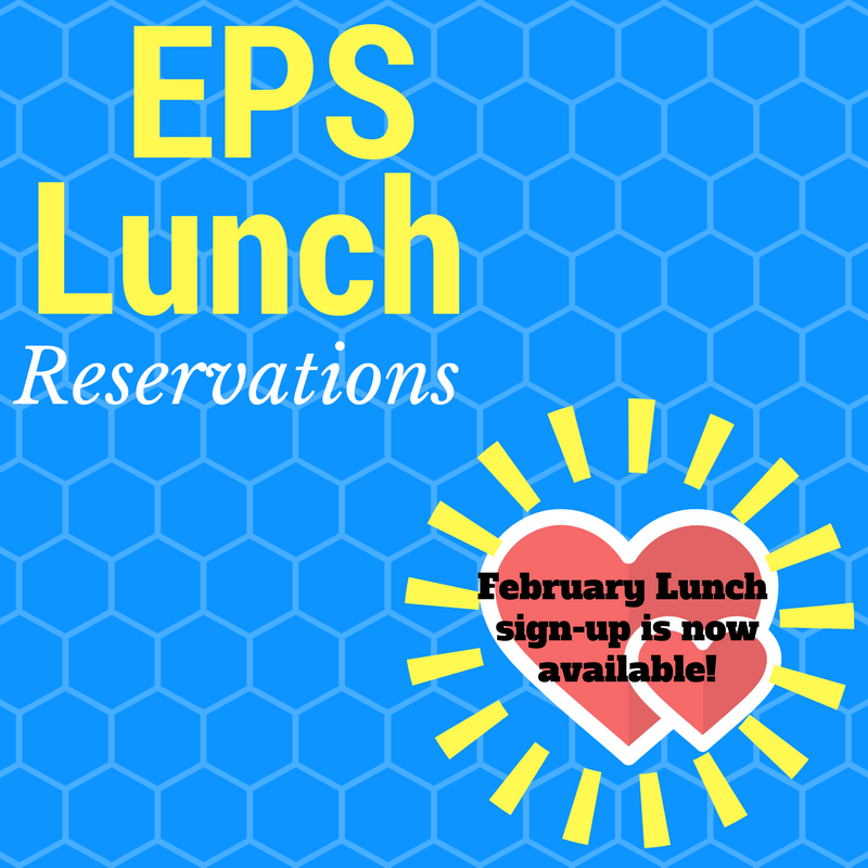 EPS Lunch Reservations