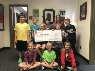 SES Raises Money for Hurricane Relief Efforts