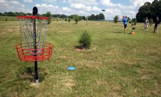 RBBCSC's Disc Golf Course