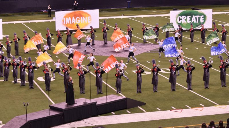 Band - State Finals Performance