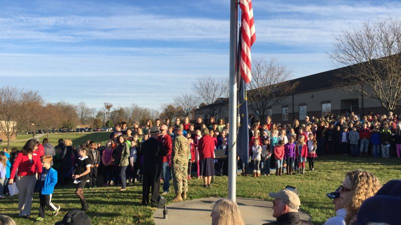 Veteran's Day Program 2016